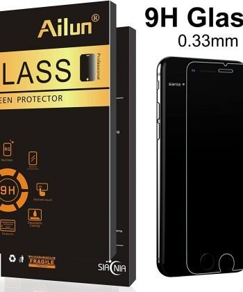 Ailun Screen Protector Compatible for iPhone 8 plus/7 Plus/6s Plus/6 Plus-5.5 Inch 3Pack 2.5D Edge Tempered Glass Compatible with iPhone 8 plus/7 plus/6s Plus/6 Plus-Anti Scratch Case Friendly