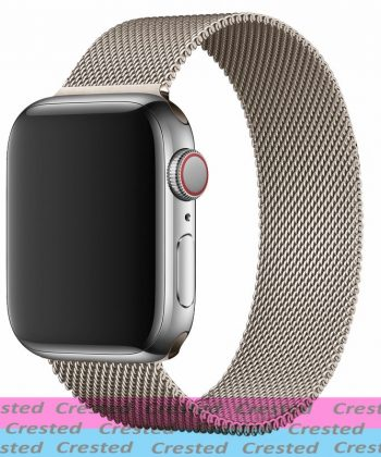 Strap For Apple watch seires 6 5 4 3 SE iWatch Band 38mm 42mm Accessories belt bracelet Milanese Loop Apple watch band 40mm 44mm