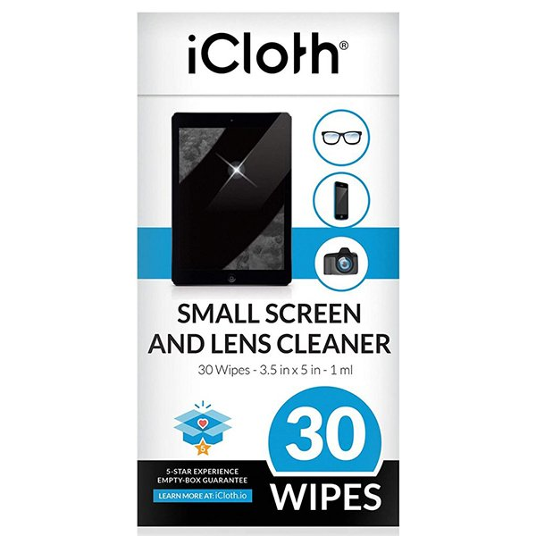 iCloth Lens and Screen Cleaner